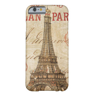 パリからの手紙 BARELY THERE iPhone 6 ケース