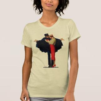 パリで失った Tシャツ