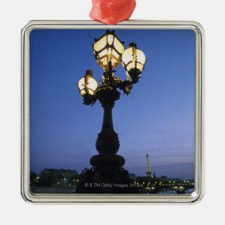 パリのアレグサンダーIII橋 メタルオーナメント
