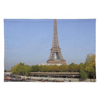 パリのエッフェル塔 ランチョンマット
