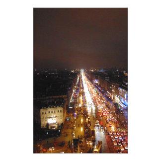 パリのコレクション 便箋