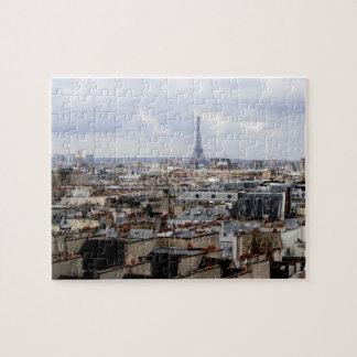 パリのジグソーパズル ジグソーパズル