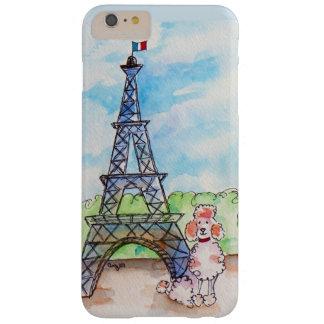 パリのプードル BARELY THERE iPhone 6 PLUS ケース