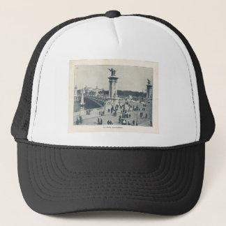 パリの博覧会1900年、Le pontアレグサンダーIII キャップ