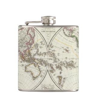 パリの地図書の地図 フラスク