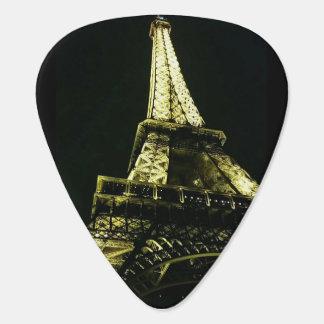 パリの夜 ギターピック