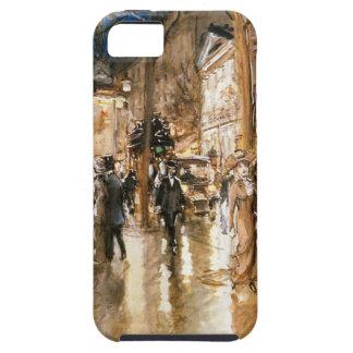 パリの夜 iPhone SE/5/5s ケース