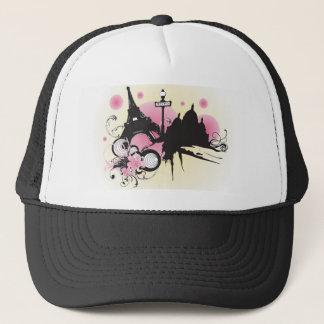 パリの帽子 キャップ