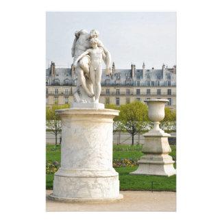 パリの建築 便箋