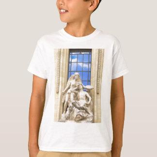 パリの建築 Tシャツ