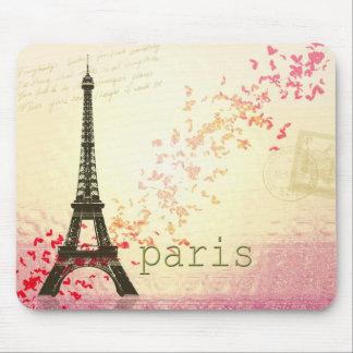 パリの愛 マウスパッド