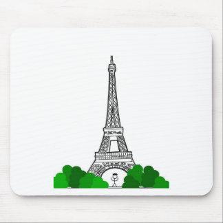 パリの日 マウスパッド