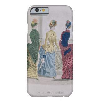 パリの最も最近のファッション、fashの3日間の服 barely there iPhone 6 ケース