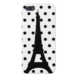 パリの月 iPhone 5 CASE
