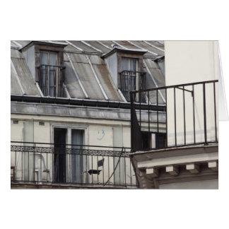 パリの生命 カード