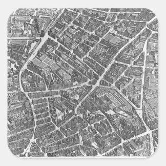 パリの計画 スクエアシール
