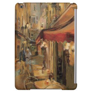 パリの通り場面