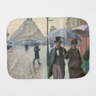 パリの通り; 雨の日別名パリ: 雨の日 バープクロス