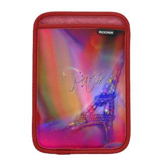 パリのiPad Miniスリーブ iPad ミニ スリーブ