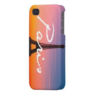 パリのiphone 4ケース iPhone 4 カバー