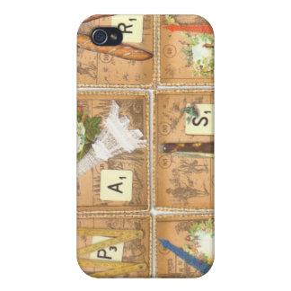パリのiPhone 4/4S Speckの場合 iPhone 4/4S ケース