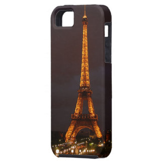 パリのiPhone 5の場合 iPhone SE/5/5s ケース