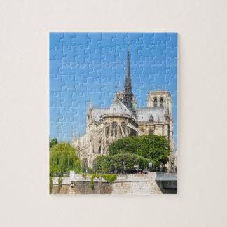 パリのNotre Dame ジグソーパズル