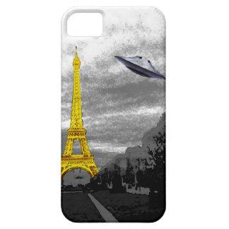 パリのUFO iPhone SE/5/5s ケース