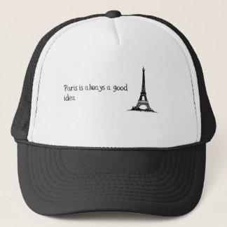 パリはよいアイディア常にです キャップ
