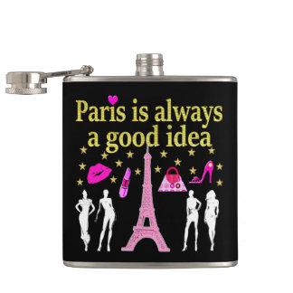 パリはよいアイディア常にです フラスク