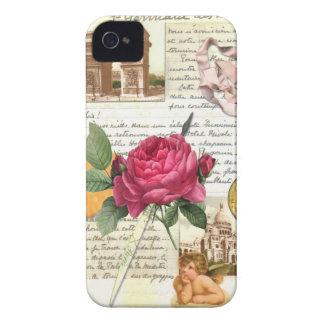 パリは場合iPhone4/4Sの上がりました Case-Mate iPhone 4 ケース