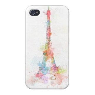 パリエッフェル塔のiPhoneの場合 iPhone 4/4S ケース