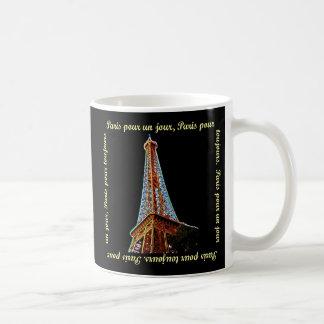 パリエッフェル塔 コーヒーマグカップ