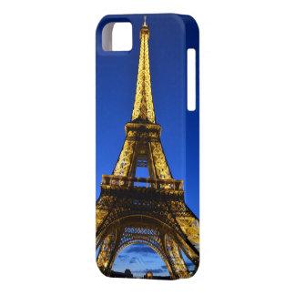 パリエッフェル塔 iPhone SE/5/5s ケース