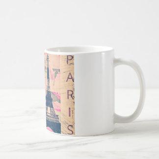 パリエッフェル コーヒーマグカップ