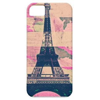 パリエッフェル iPhone SE/5/5s ケース