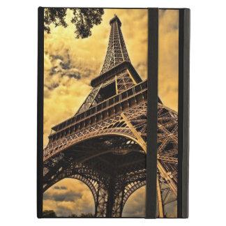 パリフランスのエッフェル塔 iPad AIRケース