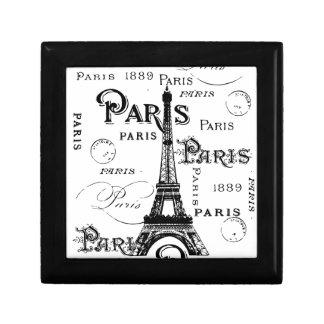 パリフランスのギフトおよび記念品 ギフトボックス