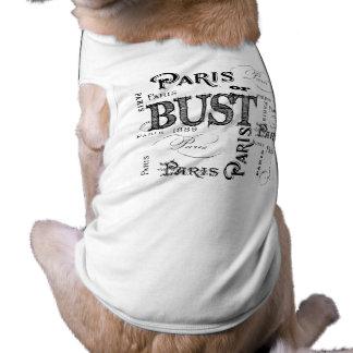 パリフランスのギフトおよび記念品 ペット服