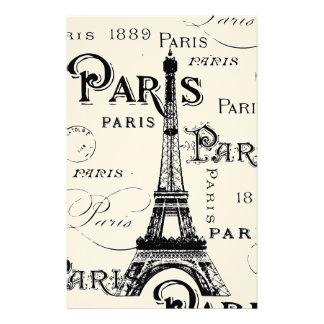パリフランスのギフトおよび記念品 便箋