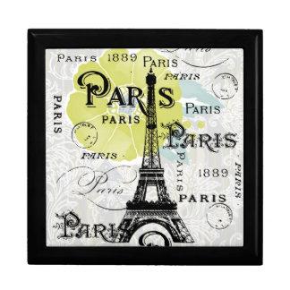 パリフランスの記念品のギフトおよび記念品 ギフトボックス