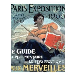パリ博覧会1902年紀元前に レターヘッド
