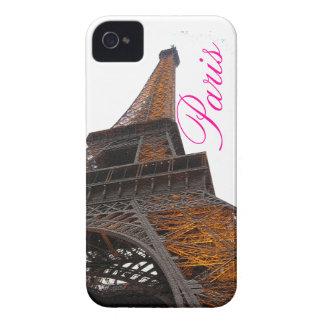 パリ愛 Case-Mate iPhone 4 ケース