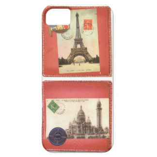 パリ日のやっとそこに穹窖のIphone 5の場合 iPhone SE/5/5s ケース