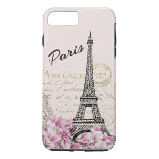 パリ-エッフェル塔 iPhone 8 PLUS/7 PLUSケース