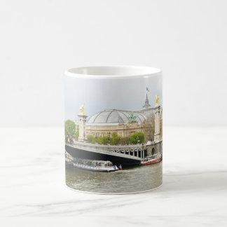 パリ コーヒーマグカップ