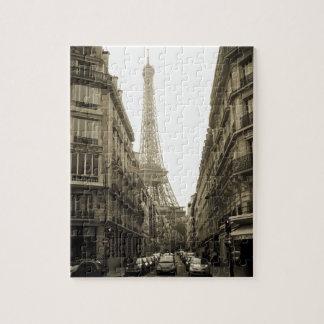 パリ ジグソーパズル