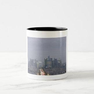 パリ ツートーンマグカップ