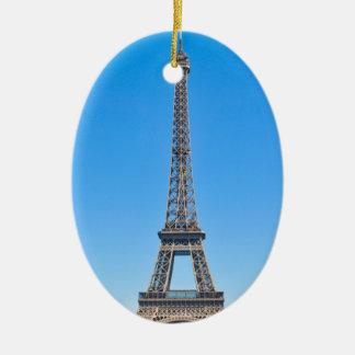 パリ、フランスのエッフェル塔 セラミックオーナメント