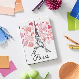 パリ、フランス愛 iPad AIR カバー